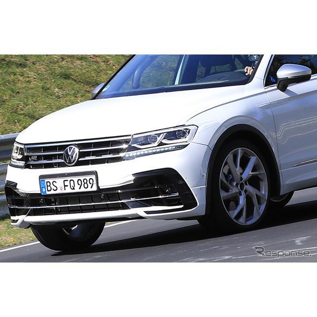 『ゴルフ』を抜いて2019年のVWの世界最量販車となったことで話題の『ティグアン』。現在VWは改良モデルを開...