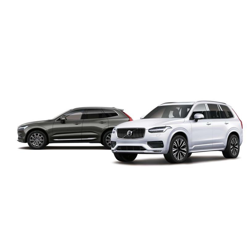 ボルボ・カー・ジャパンは2020年4月23日、SUV「ボルボXC60」のラインナップに「XC60 B5 AWDモメンタム/イ...