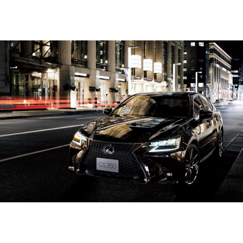 """トヨタ自動車は2020年4月23日、「レクサスGS」の生産を同年8月に終了するのに合わせ、特別仕様車""""Eternal ..."""