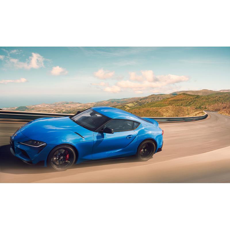 """トヨタ自動車は2020年4月28日、スポーツカー「スープラ」に一部改良を実施するとともに、特別仕様車「RZ""""H..."""