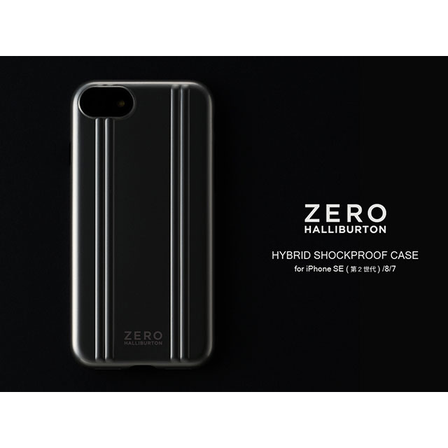 ZERO HALLIBURTON Hybrid Shockproof Case