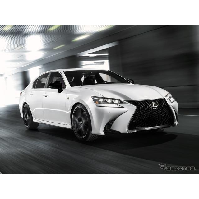 レクサスの米国部門は、『GS』 (Lexus GS)の 「ブラックライン・スペシャルエディション」を今夏、米国市...