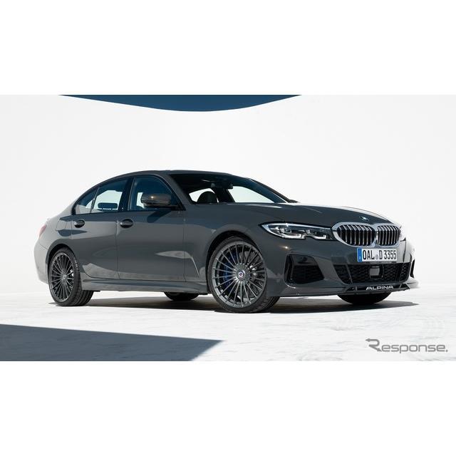 独アルピナ社 日本総代理店のニコル・オートモビルズは5月11日、BMW『3シリーズ(G20/G21)』ディーゼル仕...