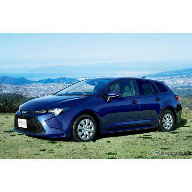 トヨタ自動車は、『カローラ』および『カローラツーリング』に特別仕様車「G-Xプラス」と「ハイブリッドG-X...