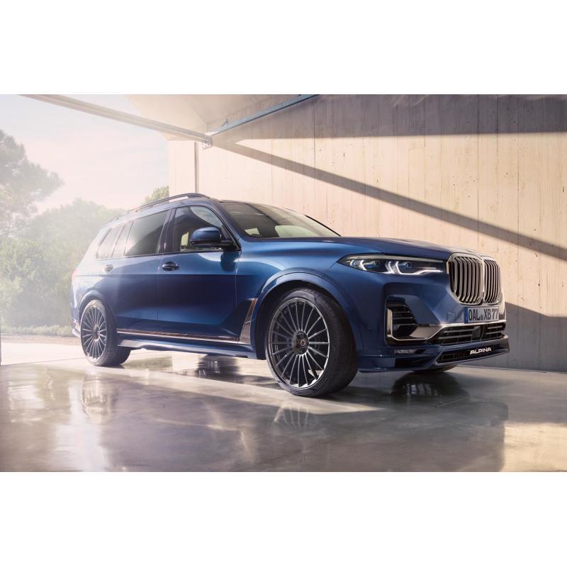 独アルピナの日本総代理店であるニコル・オートモビルズは2020年5月19日、高性能3列シートSUV「BMWアルピナ...