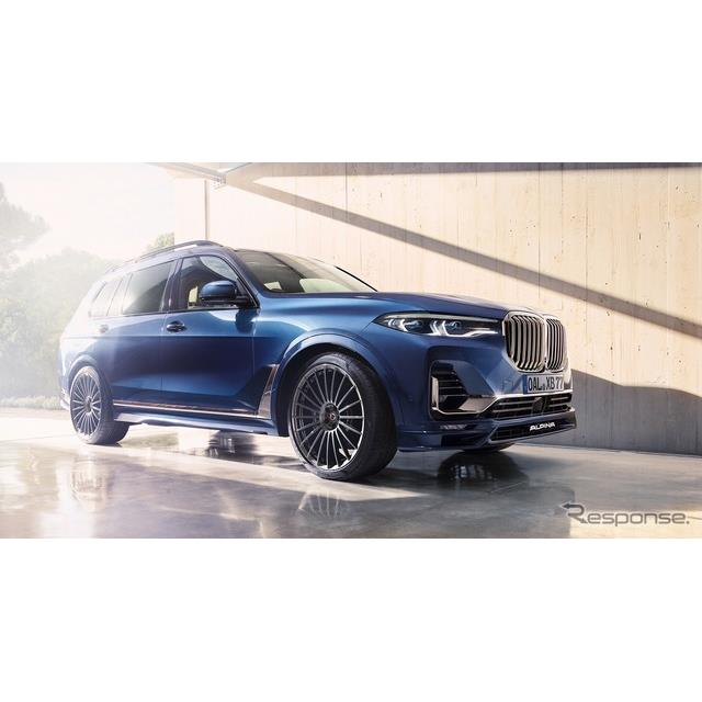 独アルピナ社 日本総代理店のニコル・オートモビルズは5月18日、BMW『X7』シリーズをベースとした高性能SUV...