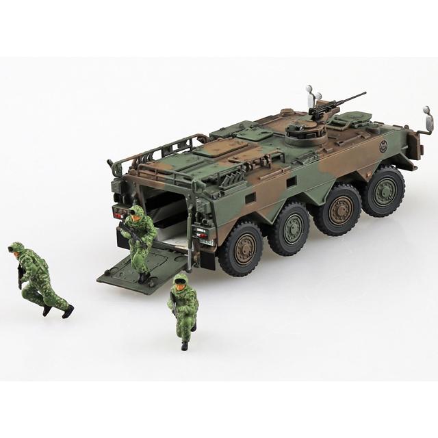 陸上自衛隊 96式装輪装甲車B型「即応機動連隊」