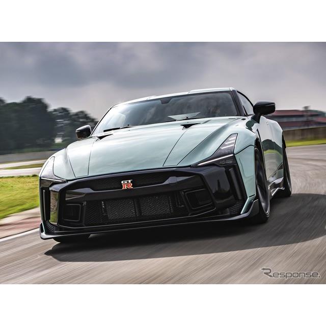 イタルデザインは5月20日、日産自動車と共同開発した日産『GT-R 50 by Italdesign』の市販モデルを、イタリ...