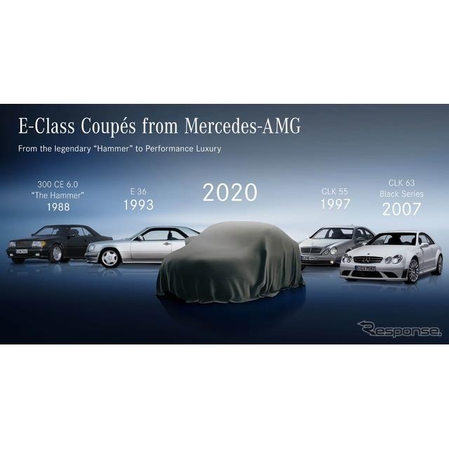 メルセデスベンツは5月18日、メルセデスAMG『E53 4MATIC+クーペ』(Mercedes-AMG E53-4MATIC+ Coupe)の改...