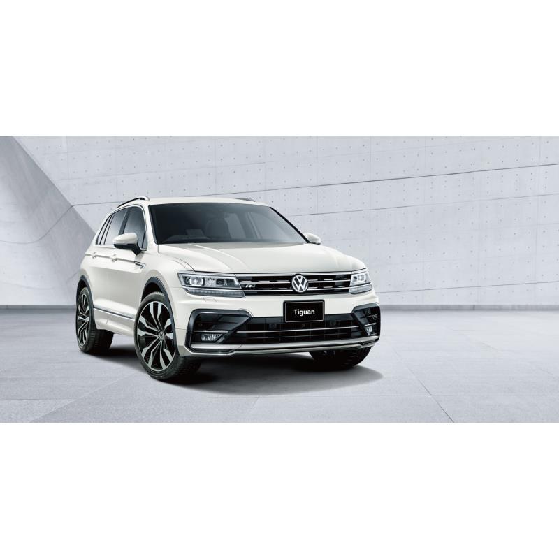 フォルクスワーゲン グループ ジャパンは2020年5月26日、SUV「ティグアン」に「Rライン ディナウディオ」お...