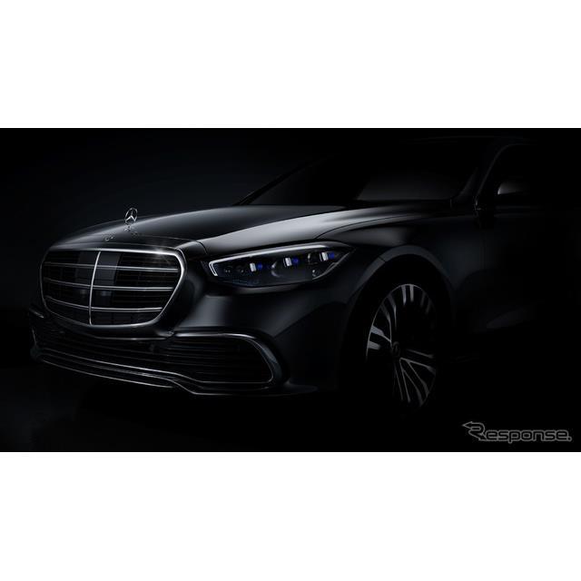 メルセデスベンツは5月25日、次期『Sクラス』(Mercedes-Benz S-Class)を、2020年の後半にワールドプレミ...