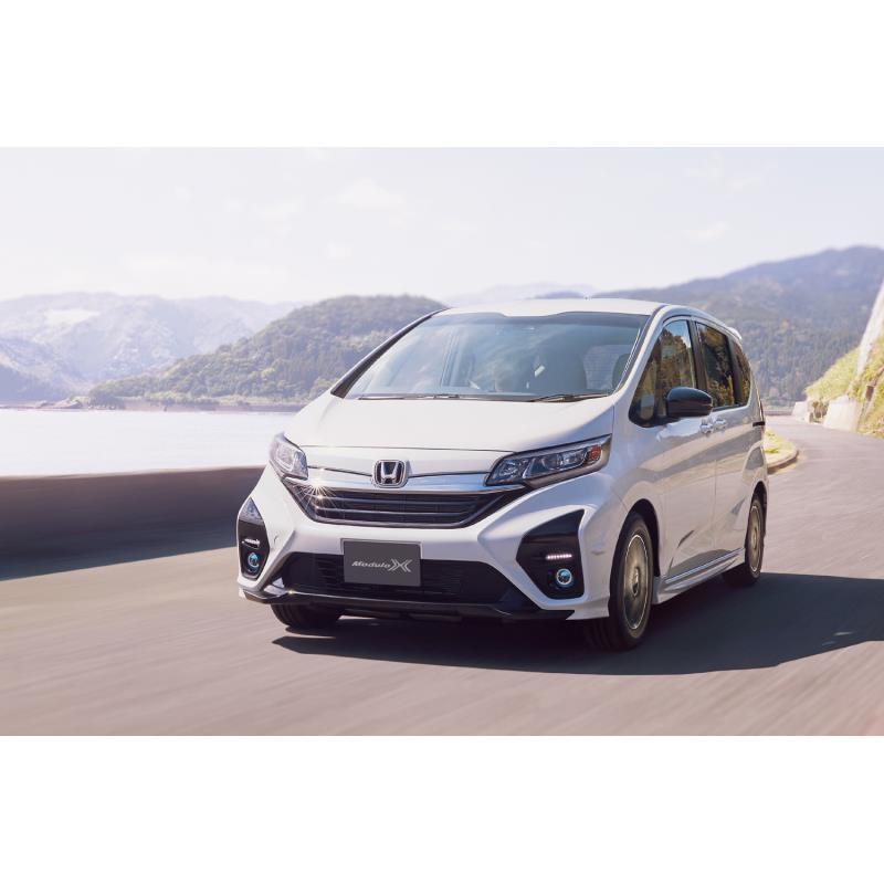 本田技研工業は2020年5月28日、コンパクトミニバン「フリード」をベースとしたコンプリートカー「フリード ...