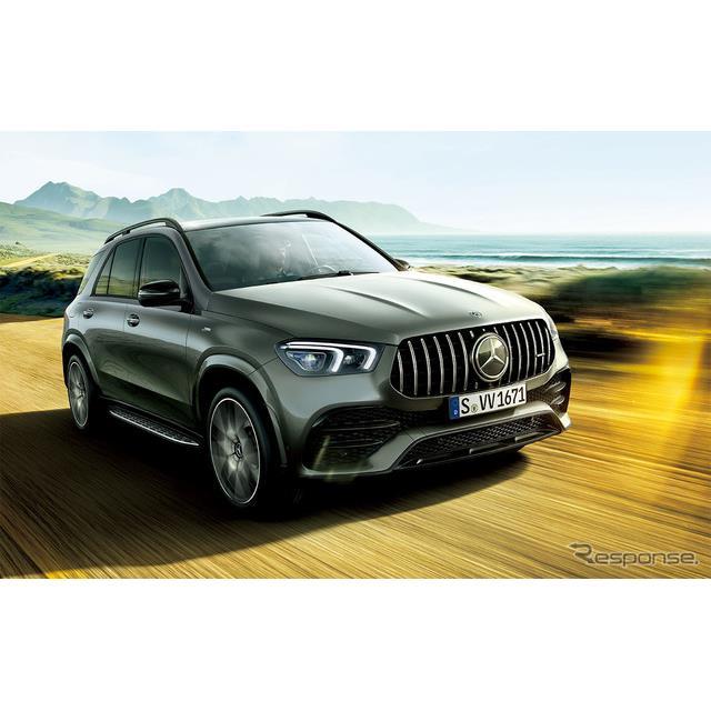 メルセデス・ベンツ日本は、SUVモデル『GLE』新型に48Vマイルドハイブリッドシステムを採用する「メルセデ...
