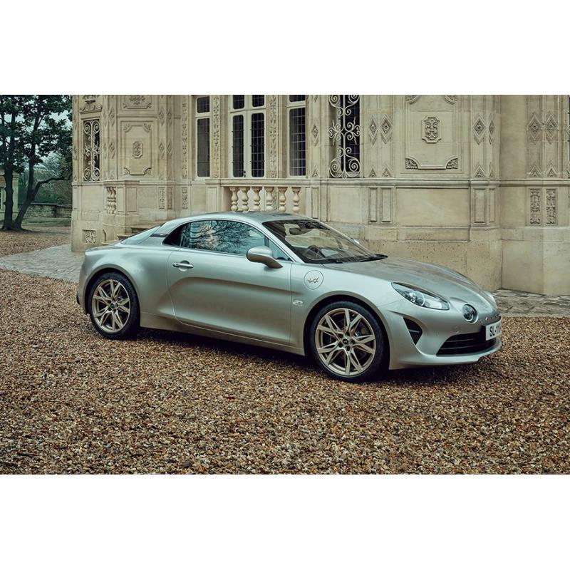 アルピーヌ・ジャポンは2020年6月2日、「アルピーヌA110」の限定車「リネージGT」を導入すると発表した。 ...
