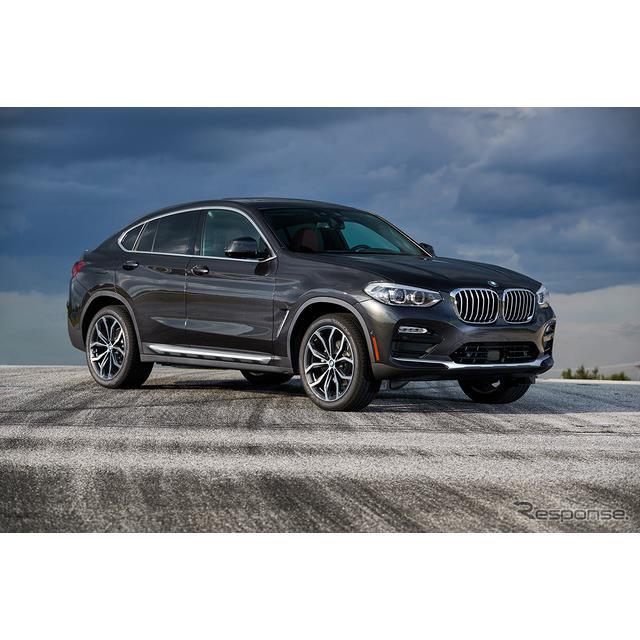 ビー・エム・ダブリュー(BMWジャパン)は、ミドルクラスSUV『X4』に、クリーンディーゼルエンジンを搭載し...