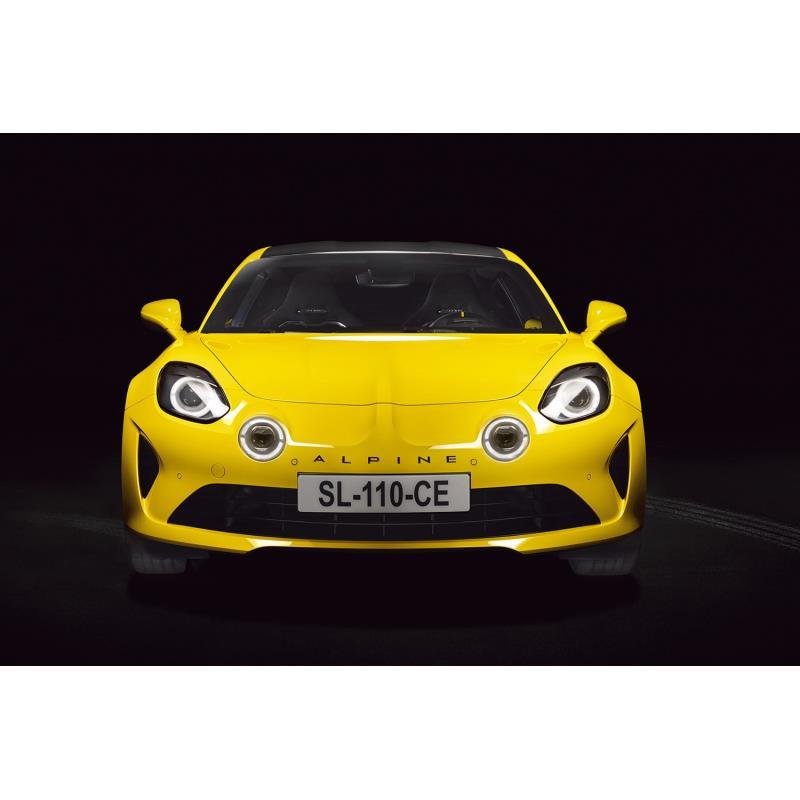 アルピーヌ・ジャポンは2020年6月5日、「アルピーヌA110」の特別仕様車「A110カラーエディション2020」を導...