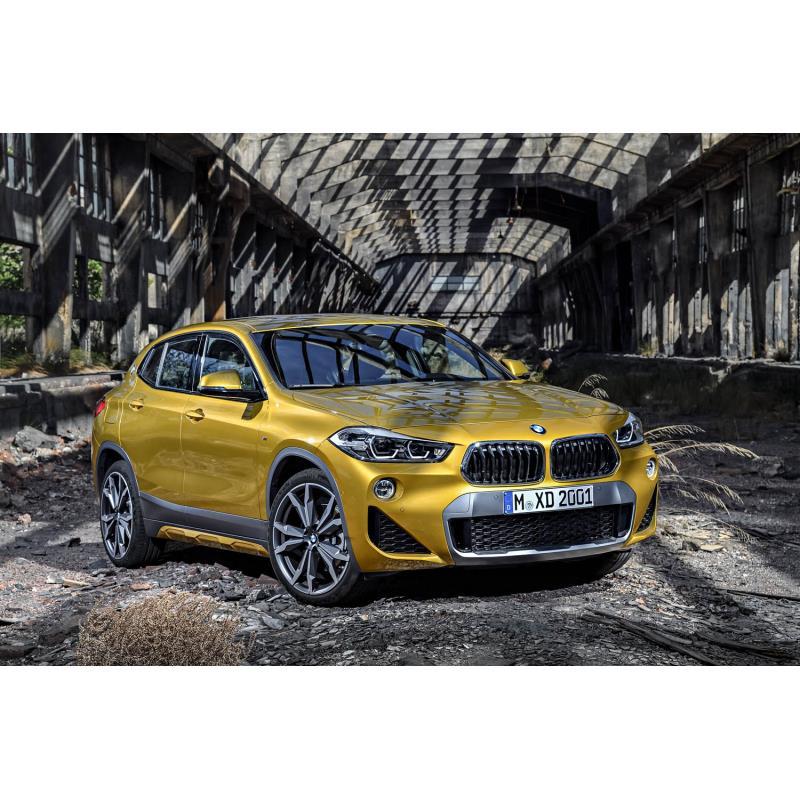 BMWジャパンは2020年6月8日、クロスオーバーモデル「BMW X2」に最高出力190PSの2リッター直4ディーゼルター...