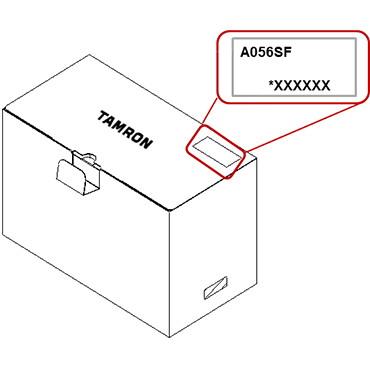 タムロン modelb011 ソニー ファームウェア