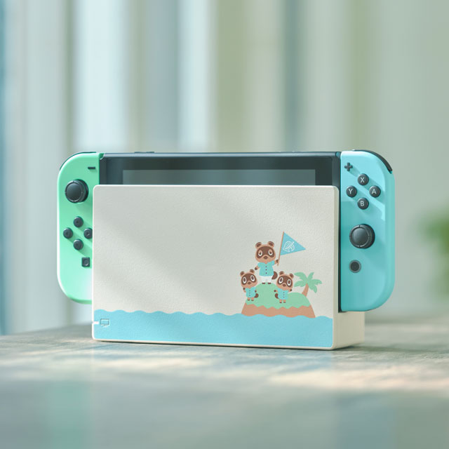 「Nintendo Switch あつまれ どうぶつの森セット」