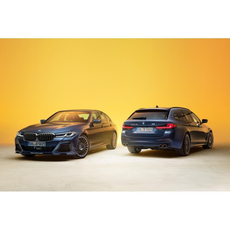 独アルピナの日本総代理店であるニコル・オートモビルズは2020年6月10日、マイナーチェンジした「BMWアルピ...