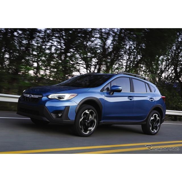 SUBARU(スバル)の米国部門のスバルオブアメリカは6月9日、2021年モデルの『クロストレック』(日本名:『...