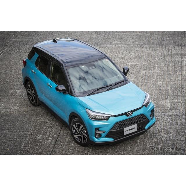 トヨタが新たにラインナップする5ナンバーサイズコンパクトSUV『ライズ』は、シティーユースからレジャーま...