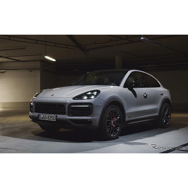 ポルシェジャパンは、高性能SUV、新型『カイエンGTS』および『カイエンGTSクーペ』の予約受注を6月12日より...