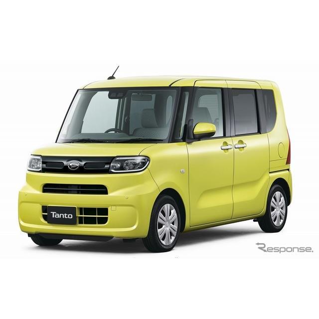 ダイハツ工業は、軽乗用車『タント』にお買い得な新グレード「Xスペシャル」を設定し、6月17日から販売を開...