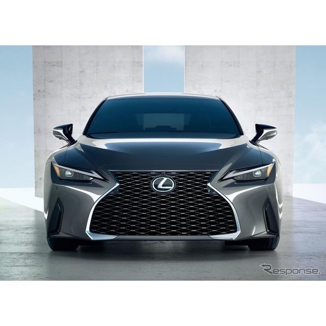 レクサスの米国部門は6月15日、改良新型『IS』(Lexus IS)に、最新の「Lexus Safety System +」を含めた先...