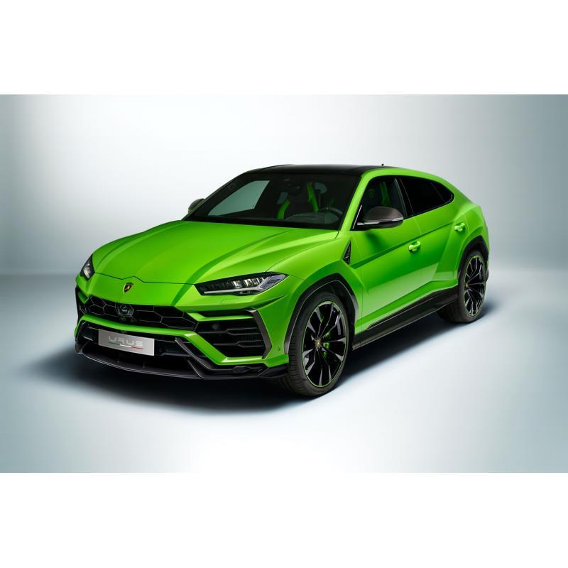 伊アウトモビリ・ランボルギーニは2020年6月17日(現地時間)、SUV「ウルス」の新たなデザインエディション...