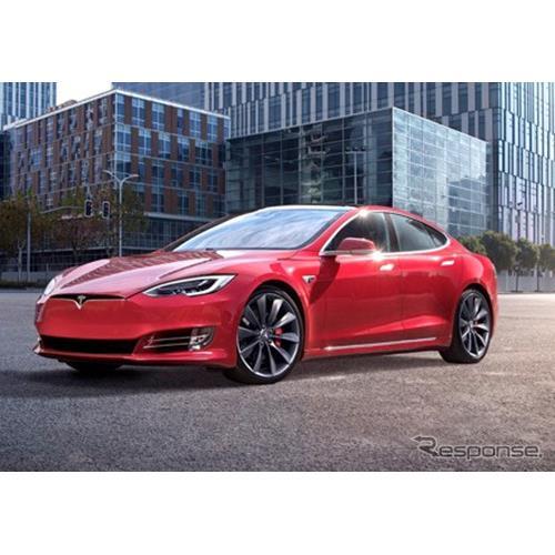 テスラは6月15日、『モデルS』(Tesla Model S)に「ロングレンジプラス」を北米で設定すると発表した。米...