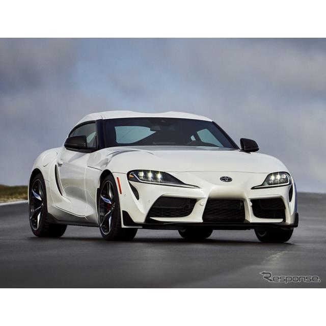 トヨタ自動車の米国部門は6月17日、『GRスープラ』(Toyota GR Supra)の2021年モデルを米国市場で発売した...