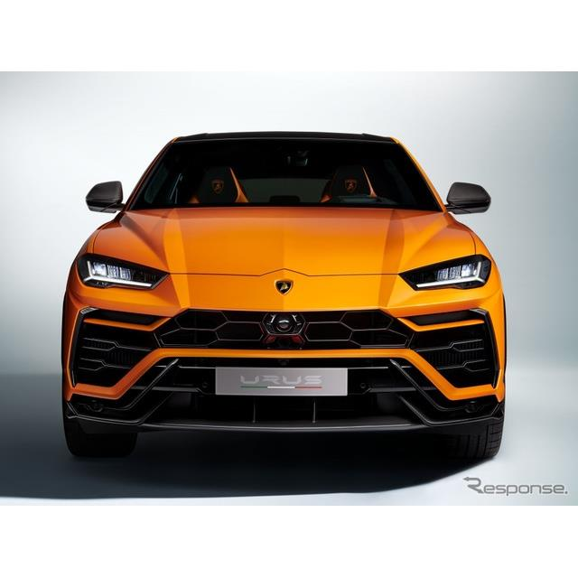 ランボルギーニは6月17日、『ウルス』(Lamborghini Urus)の2021年モデルを欧州で発表した。  ランボル...