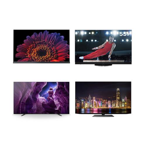 【4Kテレビまとめ】シャープも登場、ラインアップ充実の有機ELテレビ2020年モデル