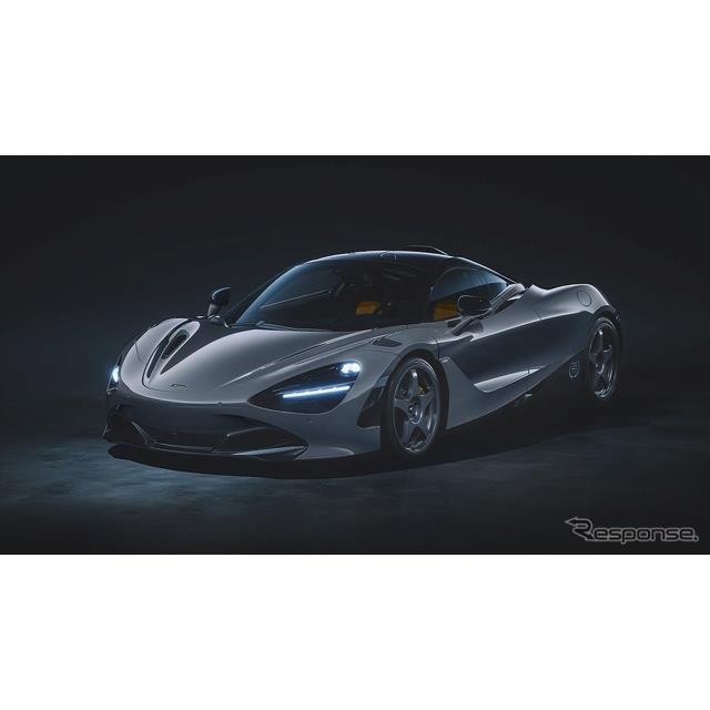 マクラーレン・オートモーティブは6月18日、『720Sクーペ』にルマン24時間優勝25周年を記念した特別仕様車...