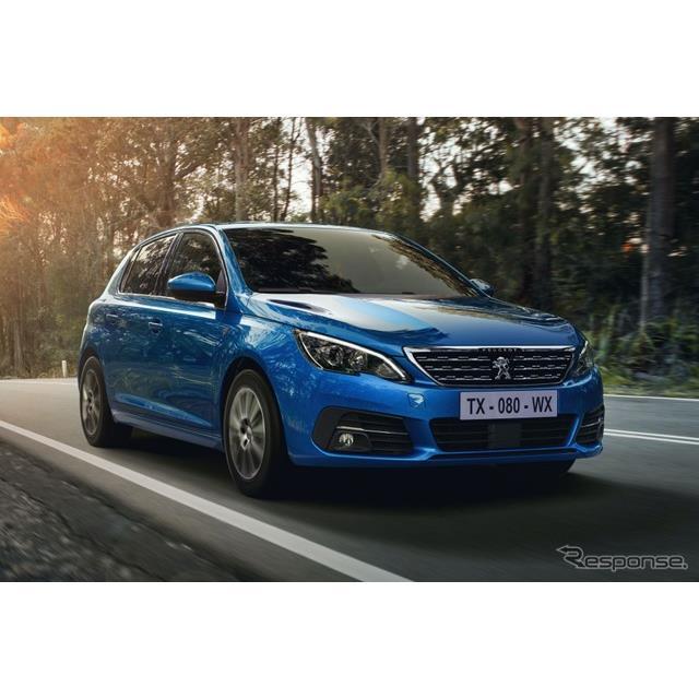 プジョーは6月18日、改良新型『308』(Peugeot 308)に、発売記念限定車として、欧州で「ロードトリップ」...
