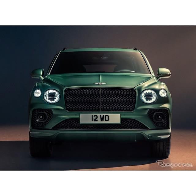 ベントレーは6月30日、『ベンテイガ』(Bentley Bentayga) の改良新型をデジタルワールドプレミアした。 ...