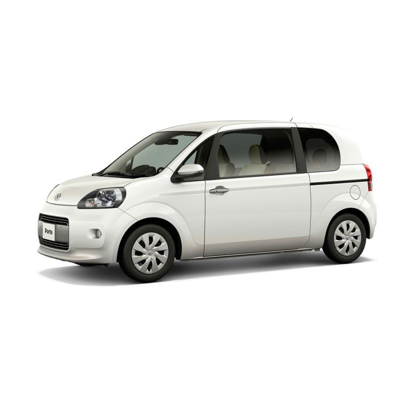 トヨタ自動車は2020年7月2日、コンパクトカー「ポルテ」および「スペイド」に、安全装備を充実させた特別仕...