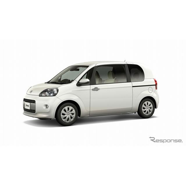 トヨタ自動車は、コンパクトカー『ポルテ』および『スペイド』に特別仕様車「セーフティエディション」を設...
