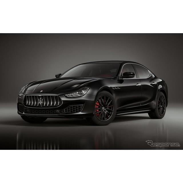 マセラティは7月11日、7月15日に発表予定の『ギブリ ハイブリッド』(Maserati Ghibli Hybrid)のティザー...