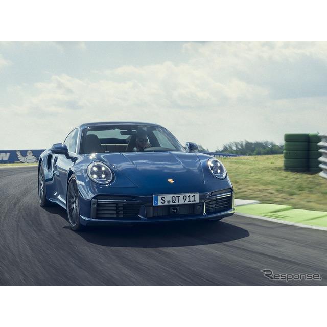 ポルシェジャパンは、新型『911ターボ』および『911ターボカブリオレ』の予約受注を7月16日より開始する。...