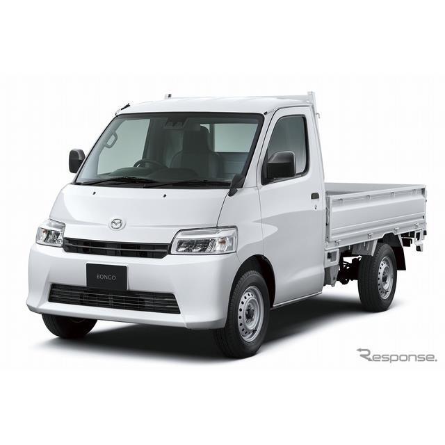 マツダは、小型商用バン『ボンゴバン』および小型商用トラック『ボンゴトラック』を全面改良。7月17日から...