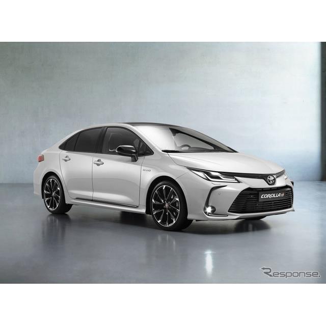 トヨタ自動車の欧州部門のトヨタモーターヨーロッパは7月17日、新型『カローラセダン』(Toyota Corolla Se...