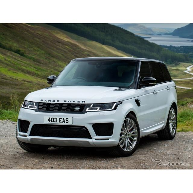 ランドローバーは、2021年モデルの『レンジローバースポーツ』(Land Rover Range Rover Sport)を欧州で発...