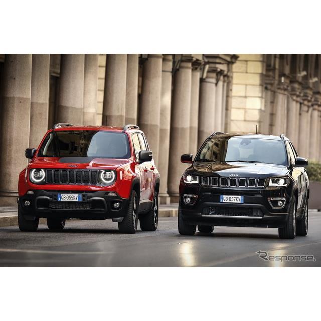 FCA(フィアット・クライスラー・オートモービルズ)のジープブランドは7月20日、『レネゲード』(Jeep Ren...