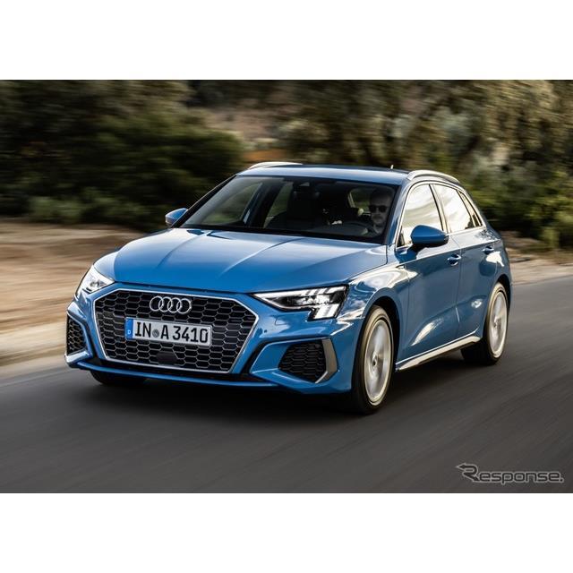 アウディは今夏、新型『A3スポーツバック』(Audi A3 Sportback)の納車を欧州で開始すると発表した。ドイ...