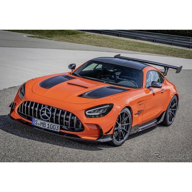 メルセデスベンツは7月24日、メルセデスAMG『GTブラックシリーズ』(Mercedes-AMG GT Black Series)の受注...