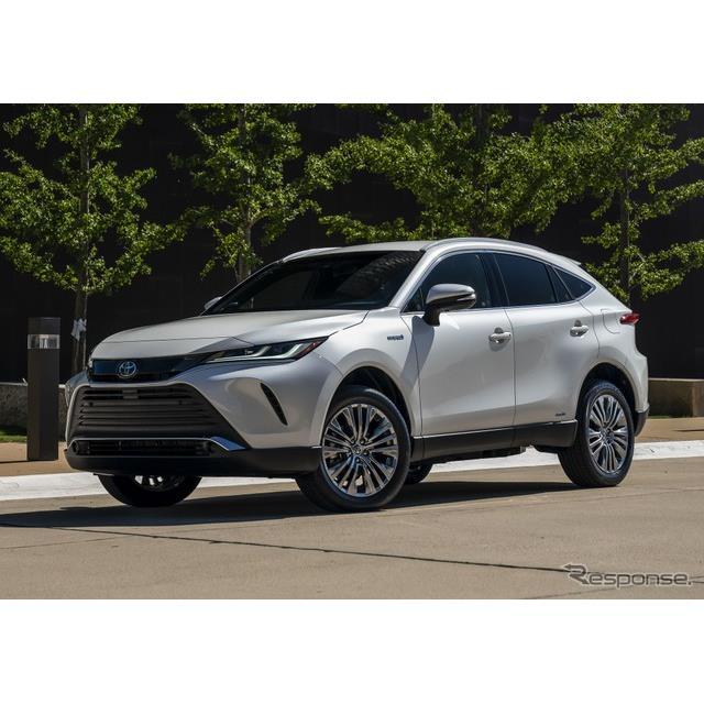 トヨタ自動車(Toyota)の米国部門は、9月初頭に新型『ヴェンザ』(日本名:『ハリアー』新型に相当)を米...