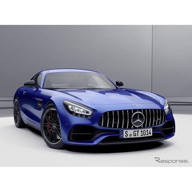 メルセデスベンツは7月28日、メルセデスAMG『GT』(Mercedes-AMG GT)の2020年モデルの受注を欧州で開始し...