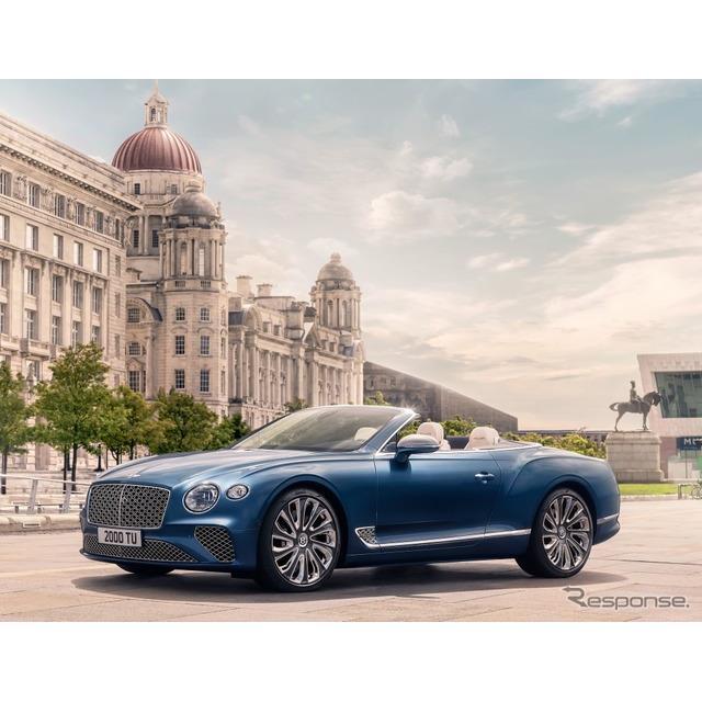 ベントレーは7月30日、新型『コンチネンタル GT マリナー コンバーチブル』(Bentley Continental GT Mulli...